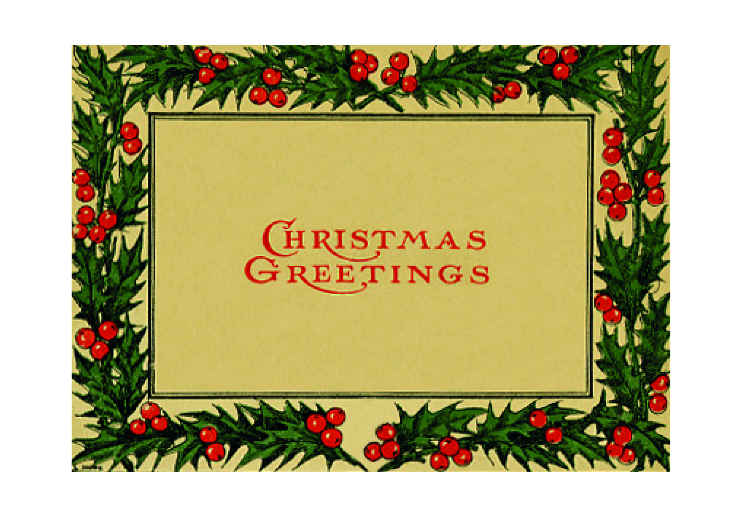 1718-01785 Record Office Xmas Card 1 Holly Border.jpg