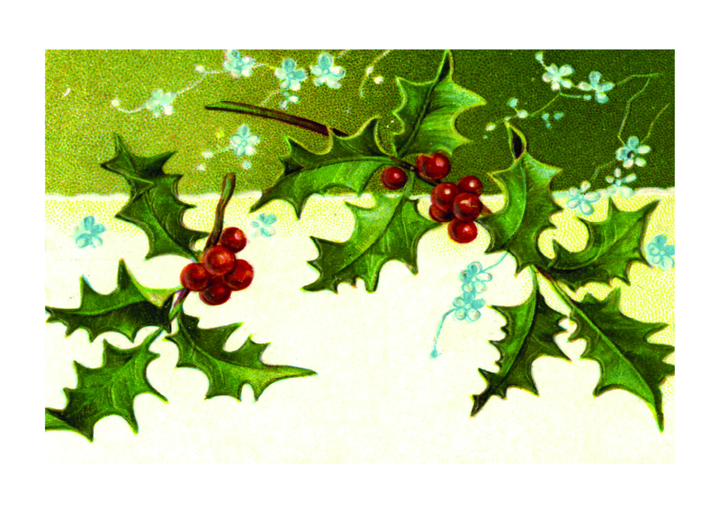 1718-01785 Record Office Xmas Card 4 Holly Card.jpg